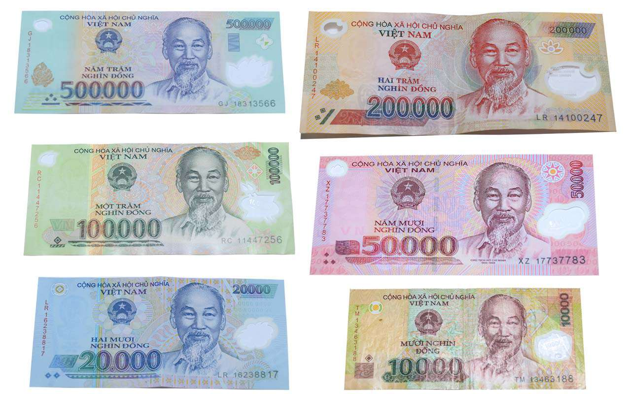 Vietnamese Currency How To Recognize
